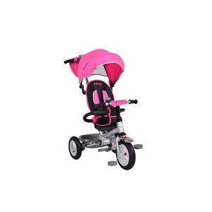 Tricicleta Copii Moni Flexy Plus Roz imagine