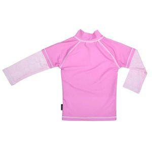 Tricou De Baie Pink Ocean Marimea 122- 128 Protectie Uv Swimpy imagine