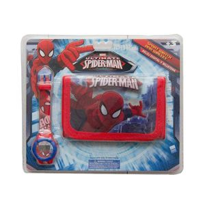 Set Ceas Si Portofel Spiderman imagine