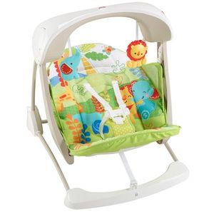 Leagan si scaun 2 in 1 Fisher Price imagine