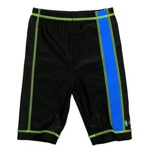 Pantaloni de baie blue black marime 86- 92 protectie UV Swimpy imagine