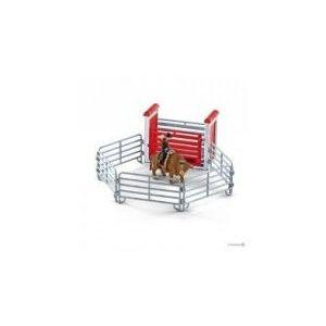 Set figurine Schleich - Rodeo cu taur - SL41419 imagine