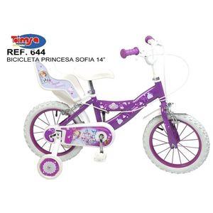 Bicicleta 14' Sofia The First imagine