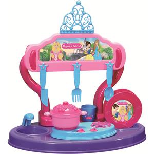 Bucatarie copii 15 piese Princess Maya and Friends Ucar Toys UC126 imagine