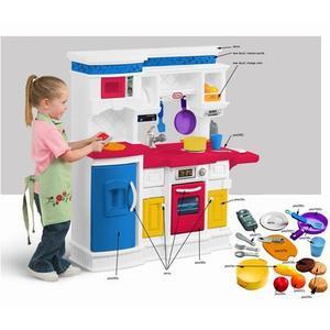 Bucatarie Pentru Copii 3 ani + Little Tikes imagine