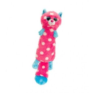 Plus Sparkle Eye Fluzzy Roz 26 cm Keel Toys imagine