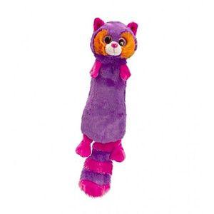 Plus Sparkle Eye Fluzzy Violet 26 cm Keel Toys imagine