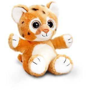 Leopard de plus Sparkle Eye Wild 20 cm Keel Toys imagine
