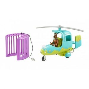 SCOOBY DOO Elicopter& figurina Scooby imagine