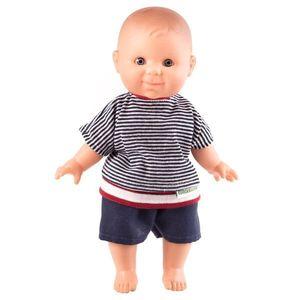 Papusa bebelus fericit cu aroma de vanilie Biel imagine