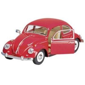 Masinuta Die Cast Volkswagen Classical Beetle 1: 40 imagine
