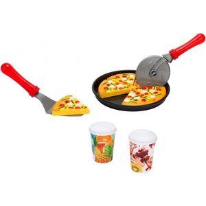 Set pizza pentru copii cu accesorii Globo imagine