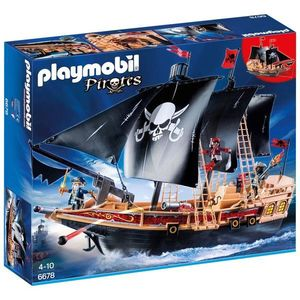 Playmobil Pirates, Corabia piratilor imagine