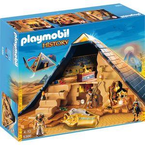 Playmobil History, Piramida Faraonului imagine