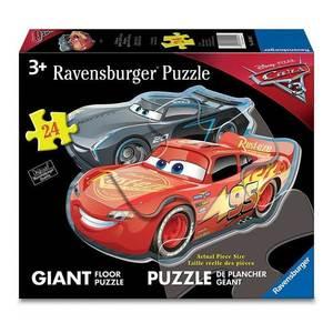 PUZZLE CARS, 24 PIESE imagine