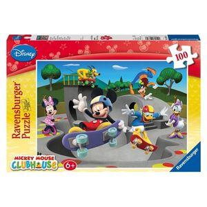 Puzzle Clubul amuzant Disney, 100 piese imagine