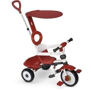 Tricicleta Plebani Pegaso-rosie imagine