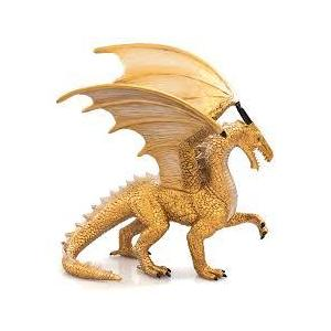 Figurina Dragon Auriu imagine