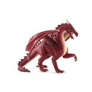 Figurina Dragon Rosu imagine