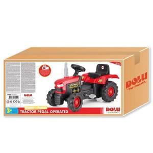 Tractor cu pedale - Dolu imagine