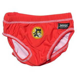 Slip Bamse red marime XL Swimpy imagine