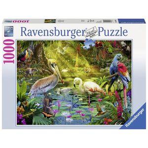 Puzzle Paradis, 1000 piese imagine