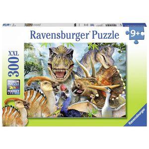 Puzzle Poza Dinozaurilor, 300 piese imagine