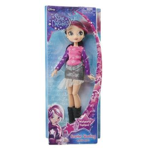 Disney Papusa Star Darlings - Scarlett imagine