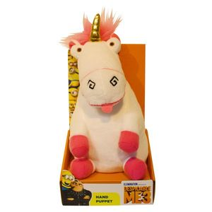 Papusa de mana Minion Unicorn imagine