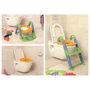 Scara cu reductor WC si olita Multicolor Kidskit imagine