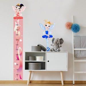 Stickere perete copii Balerina - 60 x 156 cm imagine