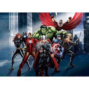 Fototapet Disney Marvel Avengers - 160 x 115 cm imagine