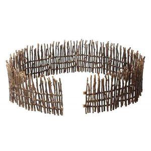 Figurina Gard din nuiele Collecta imagine