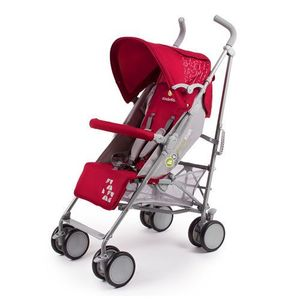 Carucior Sport Buggy Prestige Dark Red imagine