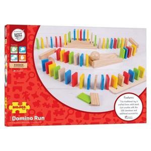 Domino din lemn BigJigs imagine