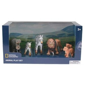 Set 6 figurine - Animale din Jungla imagine