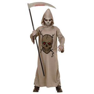 Costum schelet roba gri imagine