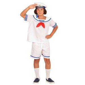 Costum marinar copil imagine