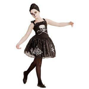 Costum Schelet Balerina 5 - 7 ani / 128 cm imagine