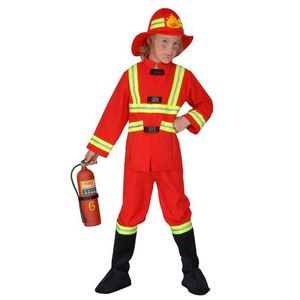 Costum Pompier 5 - 7 ani / 128 cm imagine