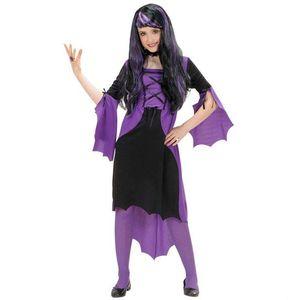 Costum Vampirita 5 - 7 ani / 128 cm imagine