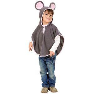 Costum Poncho Soricel 1 - 2 ani / 98 cm|2 - 3 ani / 104 cm|3 - 4 ani / 110 cm imagine