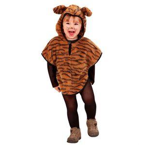Costum Poncho Tigru imagine