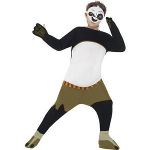 Costum Kung Fu Panda Po 8 - 10 ani / 140 cm imagine