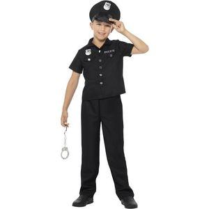 Costum Politist 8 - 10 ani / 140 cm imagine