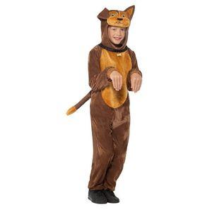 Costum Catel Hazliu Copii 8 - 10 ani / 140 cm imagine