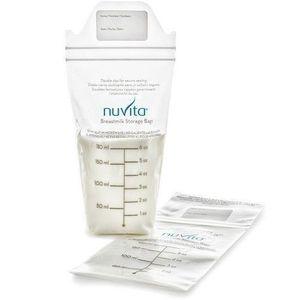 Nuvita Pungi stocare lapte matern 1252 imagine