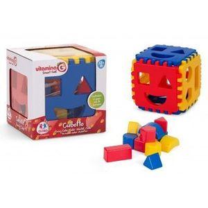 Jucarie cub cu sortator forme imagine