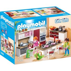 PlayMobil 4Ani+ BUCATARIA imagine