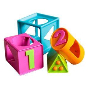 Jucarie bebe Cubul inteligent imagine